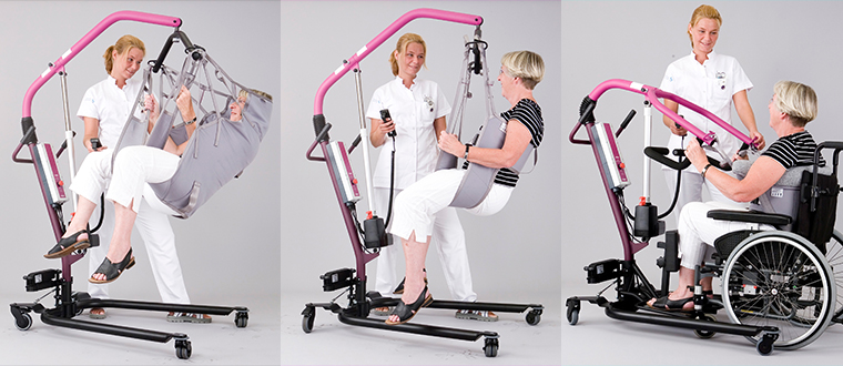 All-in-one lift
