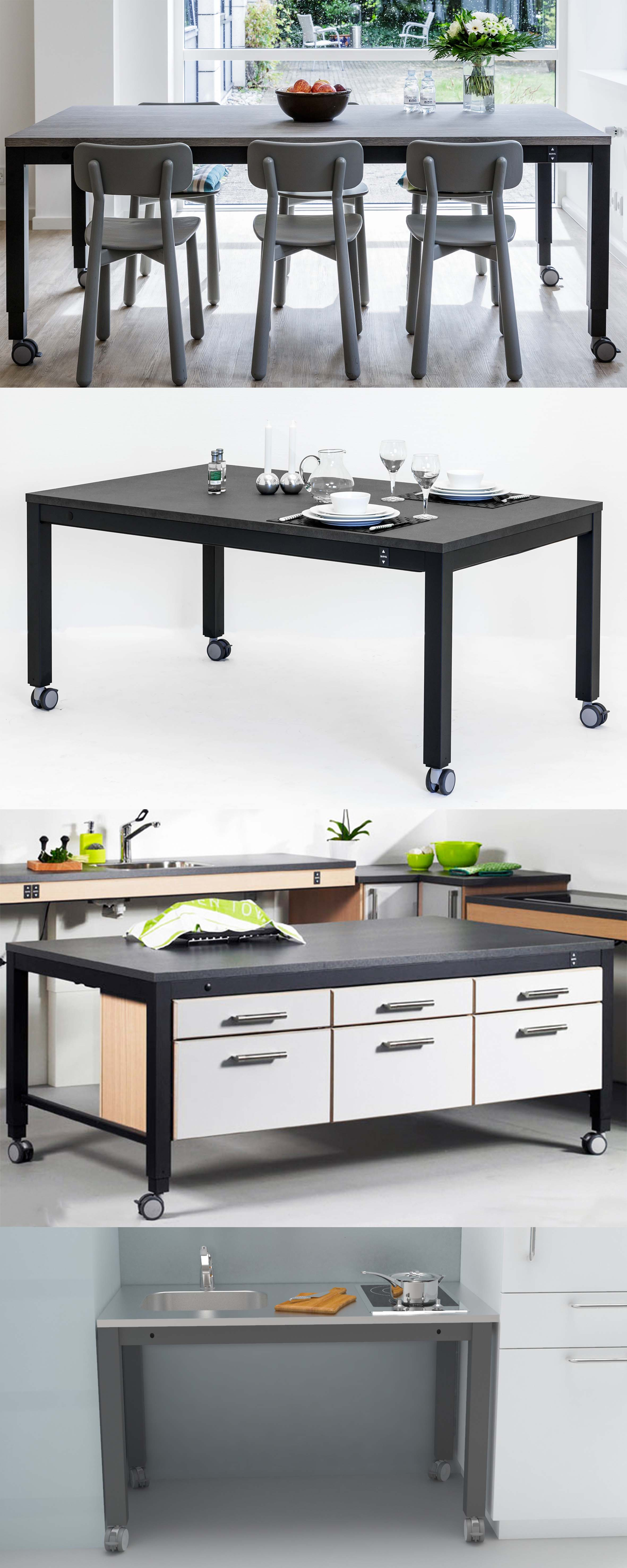Ropox UK Table kitchen solutions
